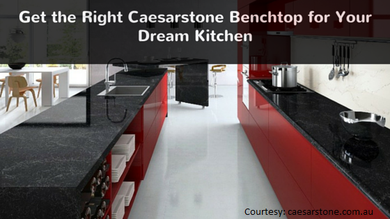 Why should I install Caesarstone rather than marble or