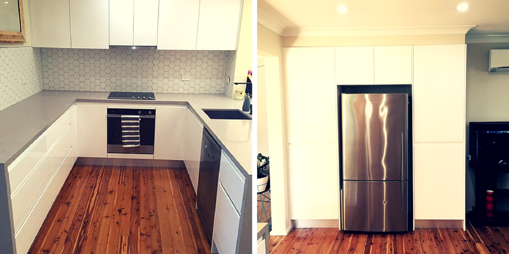 Floor Cabinets & Overhead Cabinets