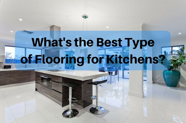 Pros & Cons: 5 Types Of Kitchen Flooring Materials