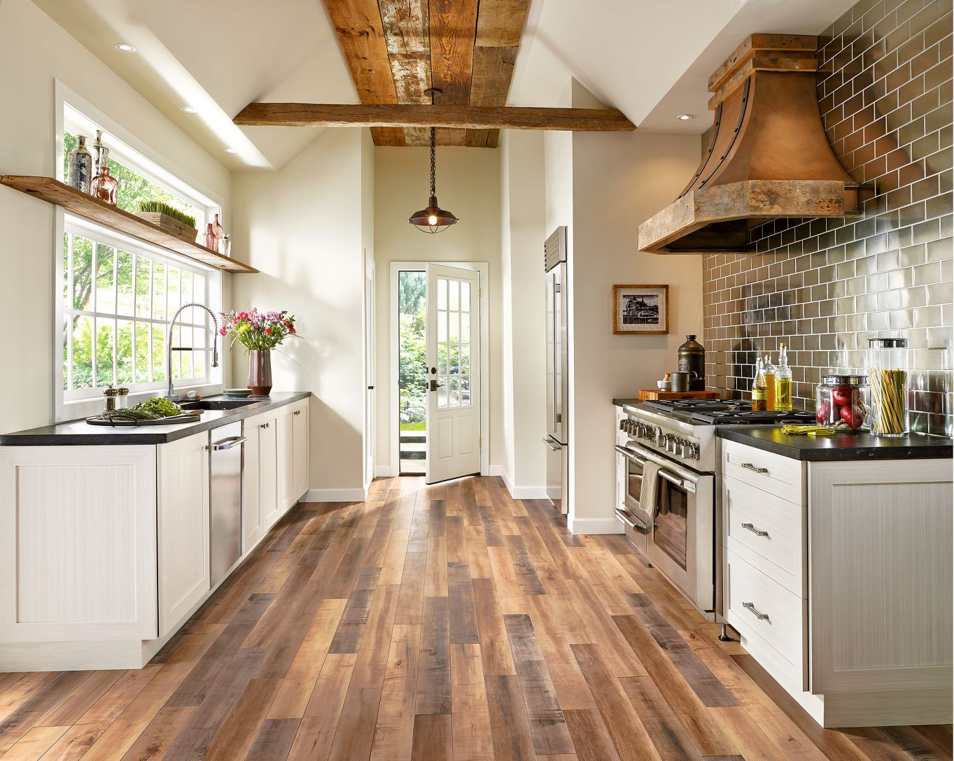 Pictures Of Kitchen Floors Options. Kitchen Design Ideas