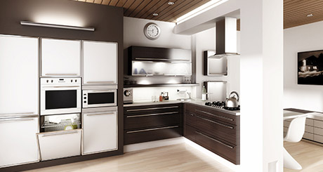 Diy kitchens kitchen design and manufacturers paradise kitchens kitchen designer sydney solutioingenieria Images