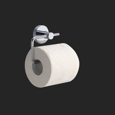 ROSSTO Aurora Wall Round Toilet Paper Holder Bathroom Accessories