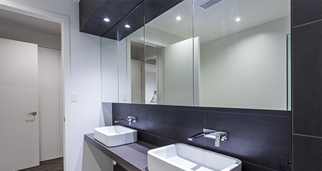 New Bathroom Mirrors Sydney