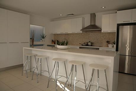 Custom Made Kitchen19