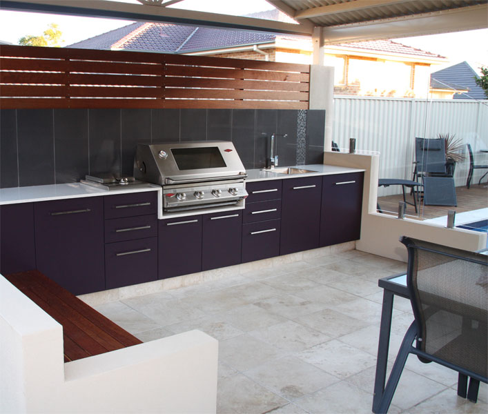 Outdoor Kitchen Gallery Design Ideas Alfresco Kitchen Styles