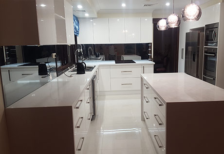 custom kitchens by Paradise Kitchens
