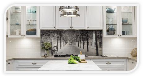 Kitchen Splashbacks Sydney Buy Glass Laminex Splashbacks Panels