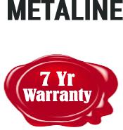 Mataline 7yr Warranty
