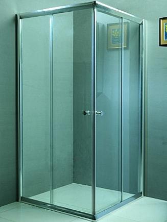 Showerscreen Framed