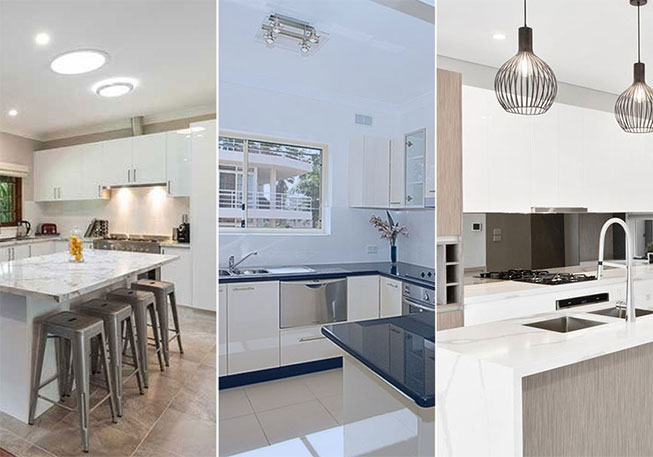 Budget Kitchen Sydney Small, How Much Does Kitchen Renovation Cost Au