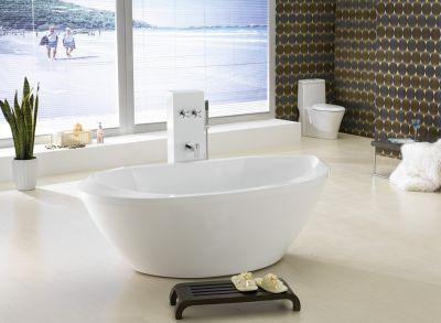 VU-1025A Free Standing Bath