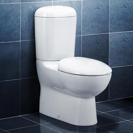 Leda Wall Faced Toilet Suite